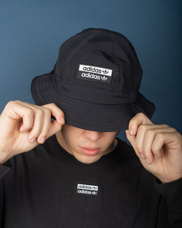 Adidas Originals - Bucket Hat - Black