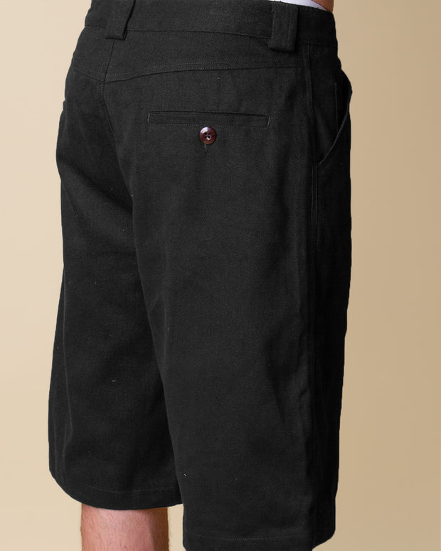 Arcade Logo School Shorts Black.