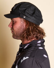 The Brixton Strummer Fiddler Hat in Black