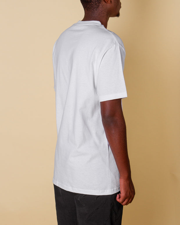 Butter Goods - Serenade Logo Tee - White