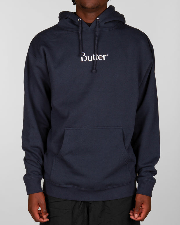Butter Goods - Classic Logo Pullover Hoodie - Slate