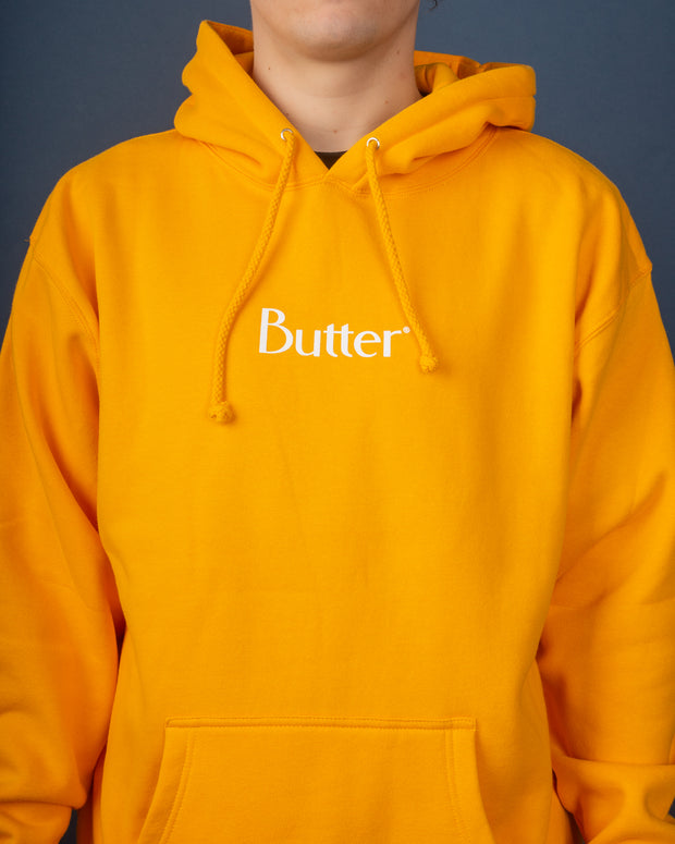 Classic Logo Pullover - Gold