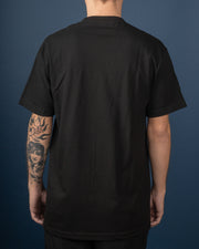 Mushrooms Tee - Black