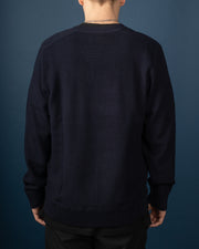 Carhartt - Moross Sweater - Dark Navy