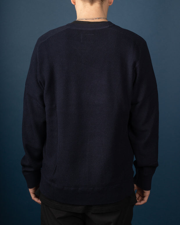 Moross Sweater - Dark Navy