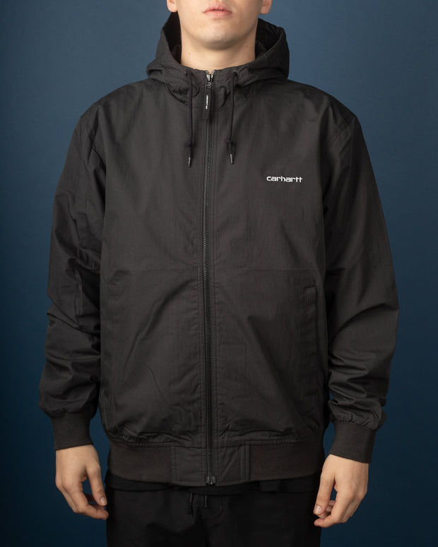 Marsh Jacket - Black / White