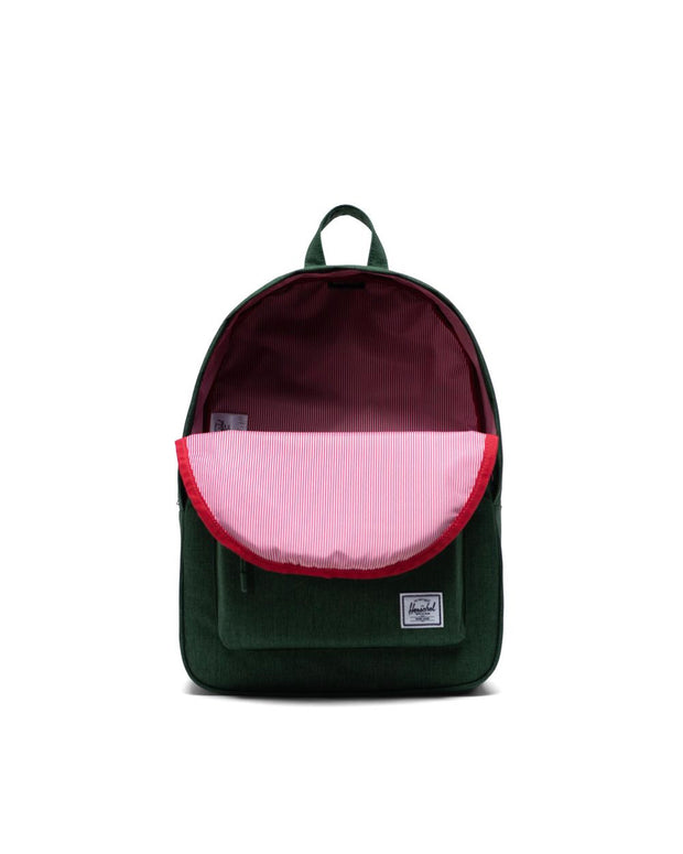 Classic Backpack - Greener Pastures Crosshatch
