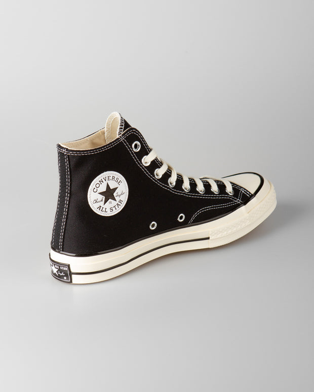 Certified fresh the Converse All Star Chuck '70 is a re-crafted sneaker that uses modern details to celebrate the original Chuck Taylor All Star from the 1970s. Vintage details include stitching on the sidewall and a heavier-grade canvas upper for comfort and durability.