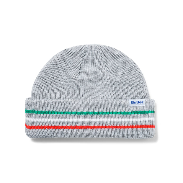 Butter Goods - Provence Beanie - Grey