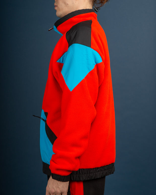 92 Extreme Fleece FZ Jacket - Fiery Red