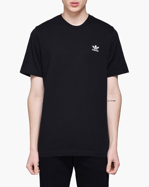 Essential SS Tee - Black