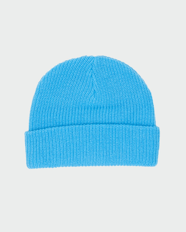 The Usual Beanie - Greek Blue