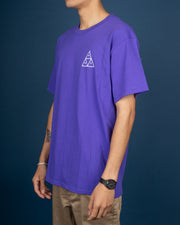 Jungle Cat Tee - Grape