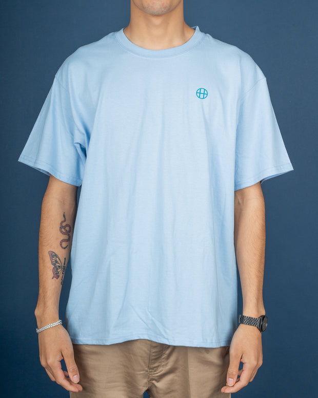 Erotica Tee - Light Blue