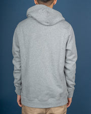 OG Logo Hoodie - Grey Heather