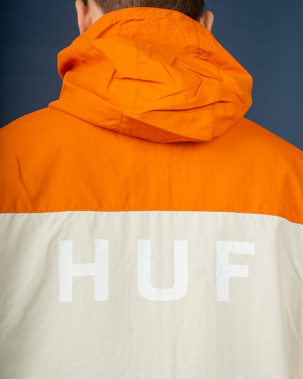 HUF Standard Shell 3 Jacket  - Rust