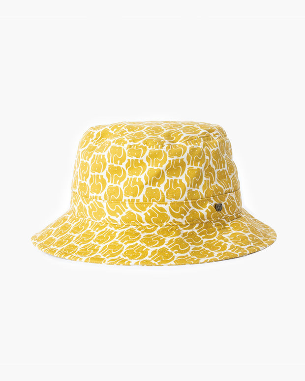 The Brixton Hardy Bucket Hat in Honey