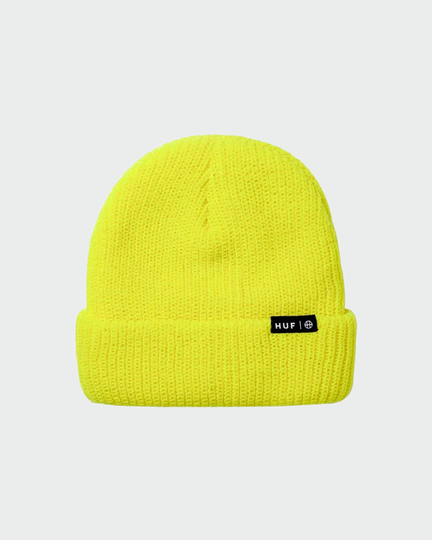 The Usual Beanie - Hot Lime