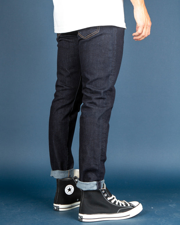 Levi's 512 Taper Jeans are the perfect balance between skinny and tapered. Versatile for every ocassion.