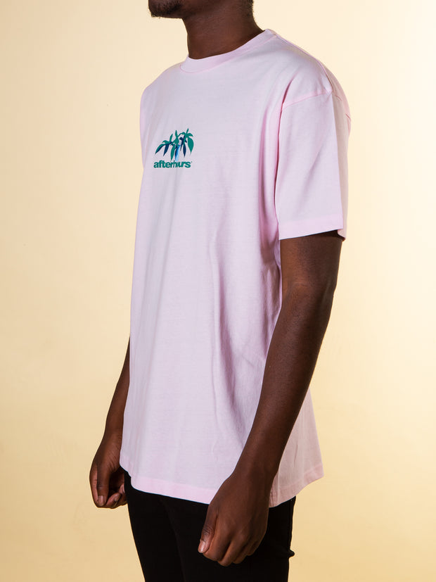 After Hours Clothing Florida Tee in Light Pink