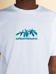 After Hours Clothing Florida Tee in white