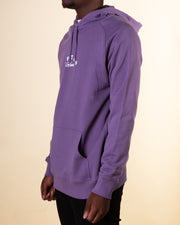 After Hours Clothing Arc Hoodie in Mauve