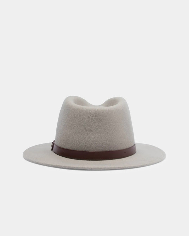 Messer Fedora Hat - Safari