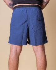 "Patagonia Baggies 5"" Short in Stone Blue"