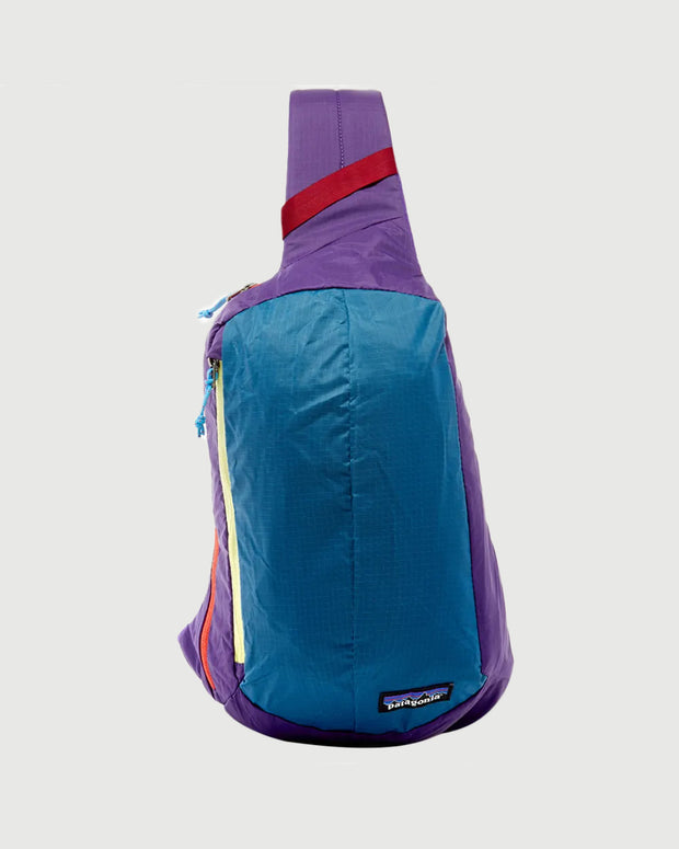 Patagonia - Ultralight Black Hole Sling - Patchwork Purple