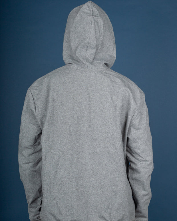 P-6 Logo Uprisal Hoody - Gravel Heather