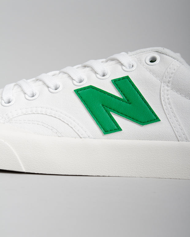 New Balance - Pro Court - White / Green