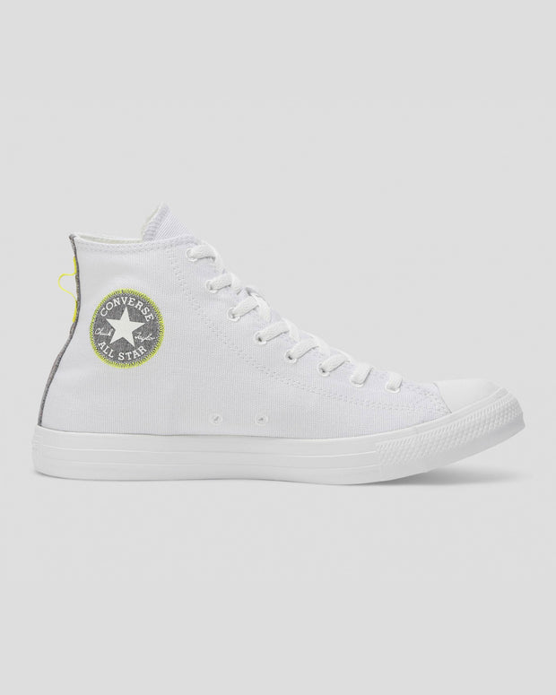 Chuck Taylor Renew HI - White/Lemon Venom/Black