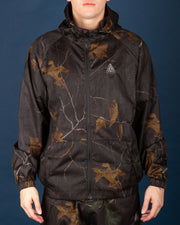 HUF - Network Lightweight Jacket - Realtree Black