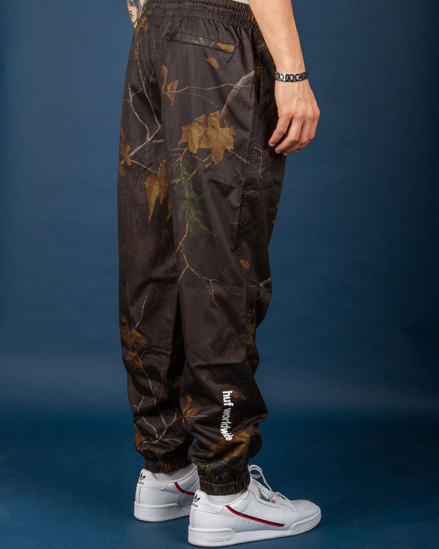 HUF - Network Track Pant - Realtree Black