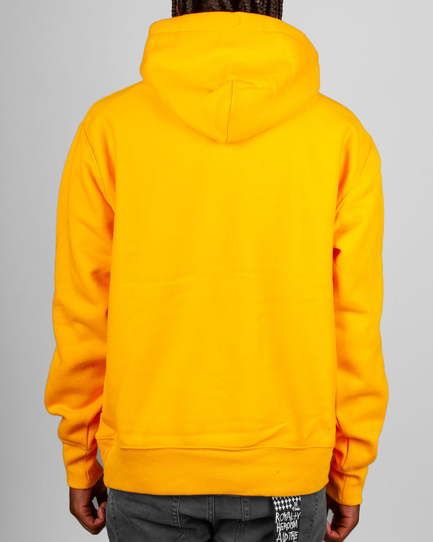 Champion Reverse Weave Pullover Hoodie in C Gold