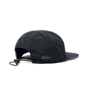 Reversible 6 Panel Cap - Purple / Black