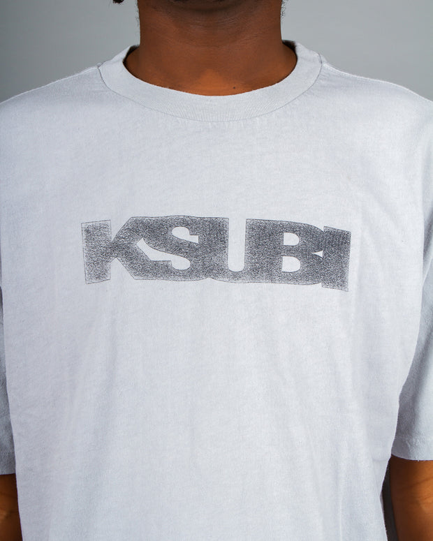 Sign of The Times Tee - Ice Kube