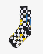 Vans - Vans X Simpsons Family Crew Socks - Multi