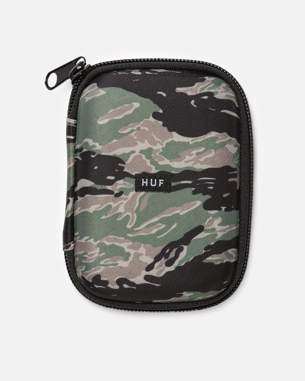 HUF - Stash Case - Tiger / Camo