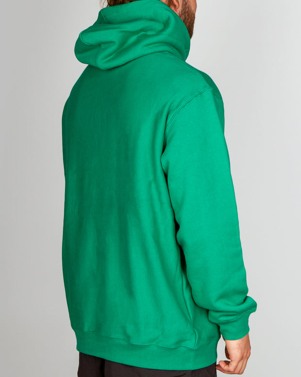 Stussy - Stock Hood - Hunter Green