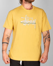 Stussy - Stussy International Tee - Mustard