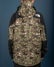 94 Retro Mountain *Futurelight Jacket - Olive Digi Camo