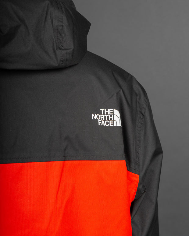 Millerton Jacket - TNF Black / Fiery Red