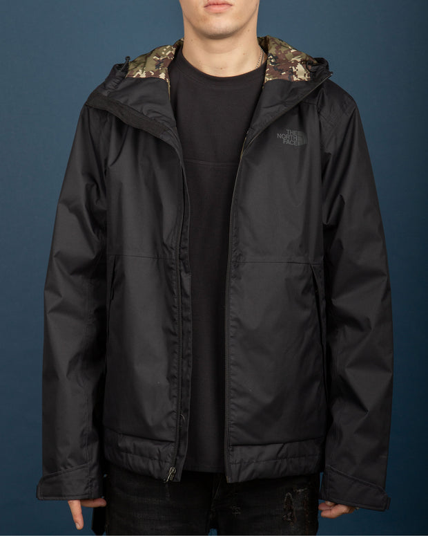 The North Face Millerton Jacket - TNF Black / Digi Camo