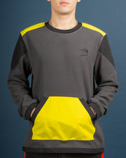 The North Face - 92 Extreme Fleece Pullover Crew - Asphalt Grey