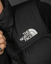 1996 Retro Nuptse Vest - TNF Black