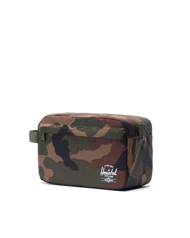 Toiletry Bag - Woodland Camo