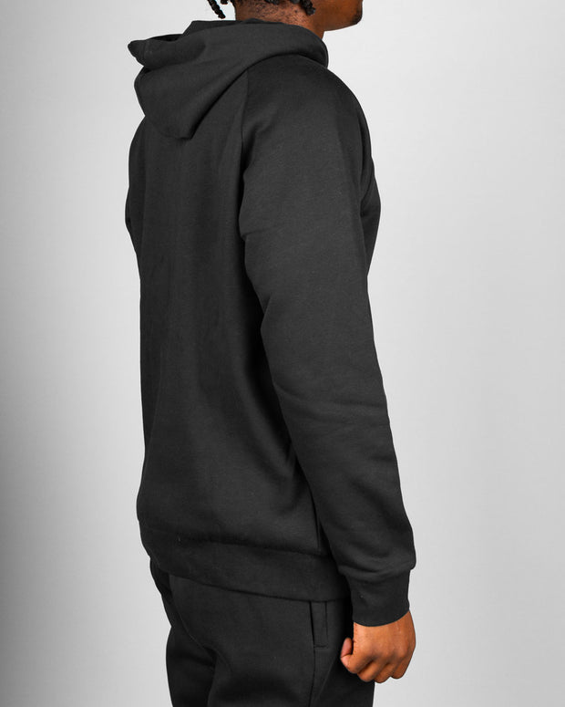 Adidas Originals - 3D Trefoil Hoody - Black