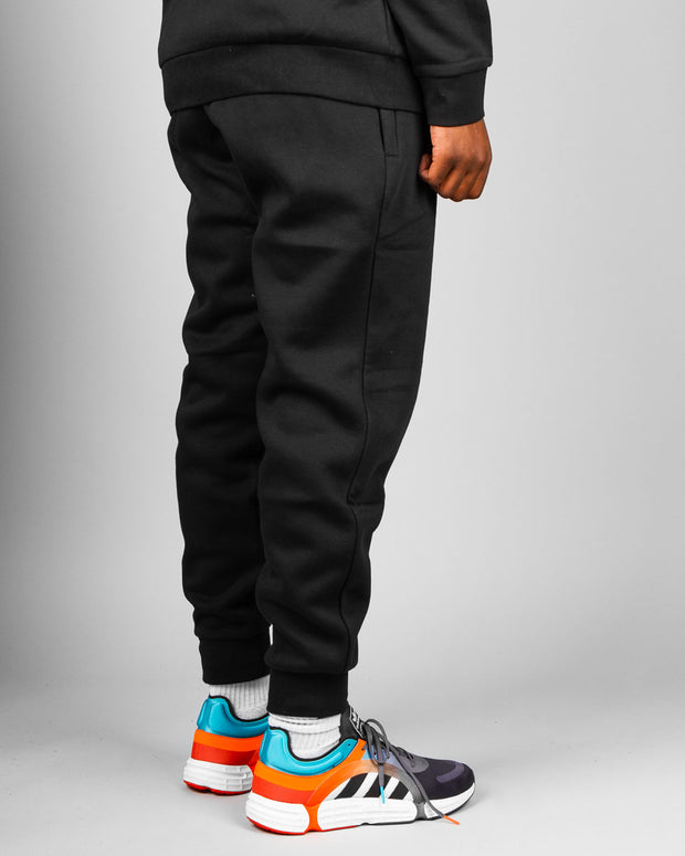 Adidas Originals - 3D Trefoil Sweatpant - Black