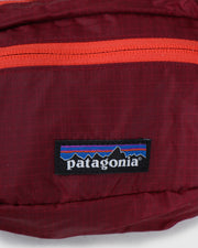 Patagonia - Ultralight Black Hole Mini Hip - Roamer Red